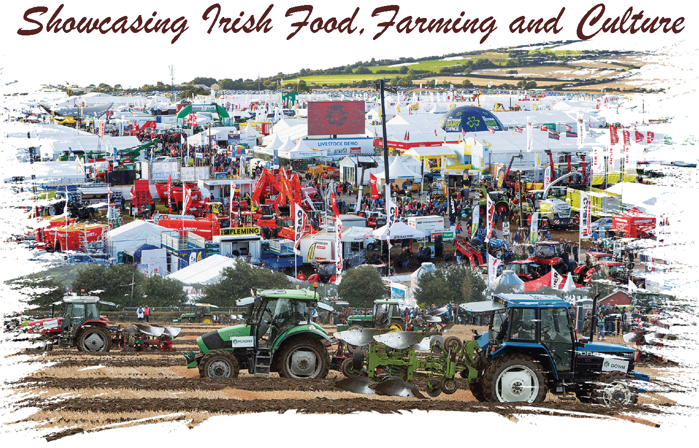 National Ploughing Championship, Tullamore, Co. Offaly