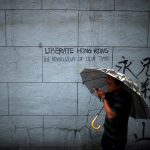 Anti-Hong Kong protest smear posts removed by social networks
