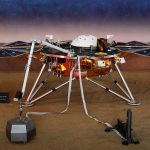 Nasa's Mars probe starts digging again after months stuck in the mud