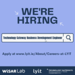 Job Opportunity at WiSAR Lab: Technology Gateway Business Development Engineer (18 Month Fixed Term Contract)